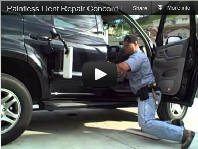 Dent Erasers LLC – Paintless Dent Repair Concord & Bay Area