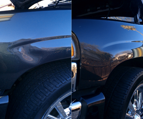 Contact Dent Erasers LLC Today For All Your Paintless Dent Repair Needs