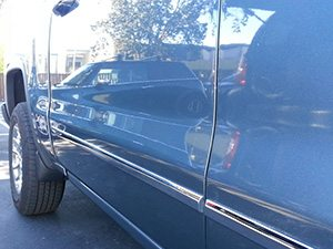 Paintless Dent Repair - San Ramon, CA - After
