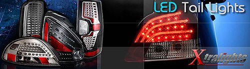 LED Tail Lights - Xtralights