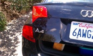 Paintless Dent Repair Alamo & Bay Area - After