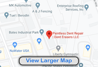 Dent Erasers LLC - Google Map
