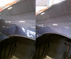 Paintless Dent Repair San Ramon & Bay Area - Before & After