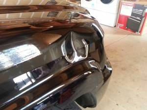 Best Walnut Creek Auto Body Dent Repair - Before