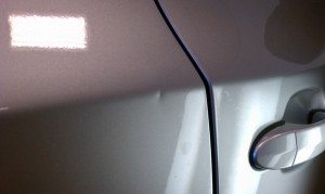 Paintless Dent Repair Concord & Bay Area - Before
