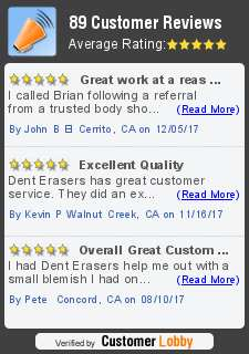Review of Dent Erasers LLC