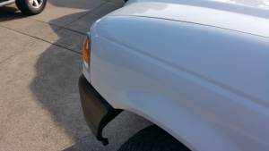 paintless dent removal Brentwood - after