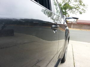 Paintless Dent Repair Walnut Creek CA - After